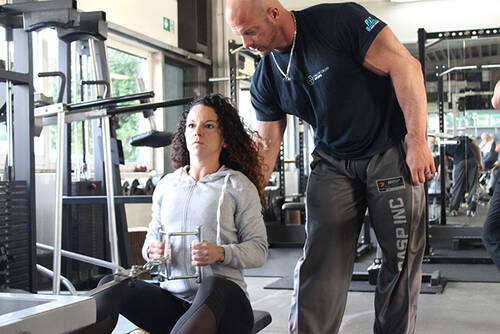 PERSONAL TRAINING inkl. 5er Karte - Hall of Cross Sports Gutschein-Shop
